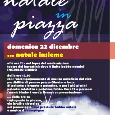 22.12 Natale in piazza