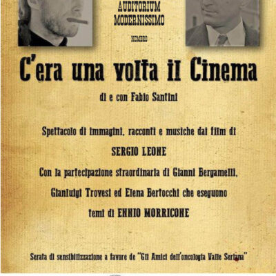 31.10 C'ERA UNA VOLTA IL CINEMA